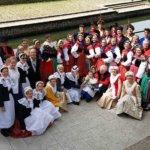 25 Jahre Ihna – Ina, ein Fluß vereint zwei Ensembles